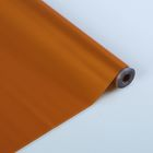 Пленка для цветов и подарков тонированный лак металлик бронзовый 0.7 х 8.2 м, 40 мкм