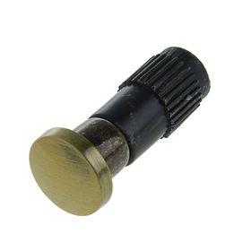 Заглушка рейлинга HD 50.91.04, цвет бронза Ош