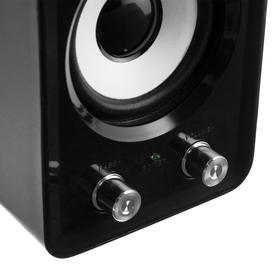 Computer speakers 2.1 Defender Z4, 2x3 W + 5 W, USB, black.