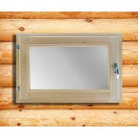 Окно, 40×60см, двойное стекло, из липы