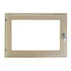 Окно 50х70 см, двойное стекло