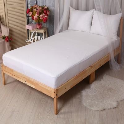 "Mattress pad waterproof ""Gentle"" 140*200/20 Natai. membrane p/e of 100%, CL.80%, p/э20%"