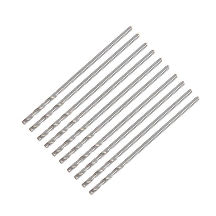 Сверло по металлу LOM, HSS, цилиндрический хвостовик, 1 х 35 мм, 10 шт.