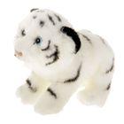 """Мягкая игрушка """"Белый тигр WWF"""" 20 см"""