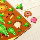 Набор «Овощи на грядке» - фото 105593629