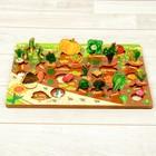 Набор «Овощи на грядке» - фото 105593631