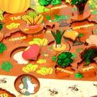 Набор «Овощи на грядке» - фото 105593632