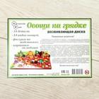 Набор «Овощи на грядке» - фото 105593634