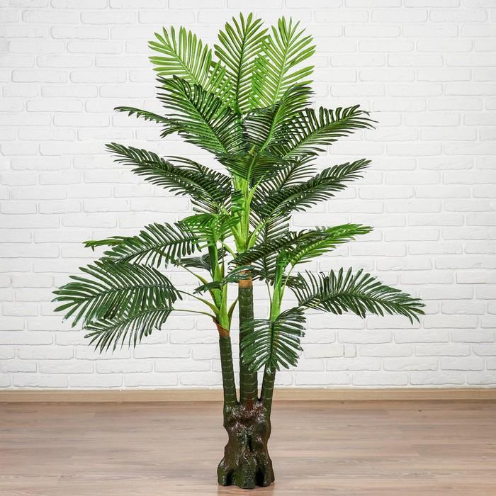 """Дерево искусственное """"Пальма финиковая"""""""