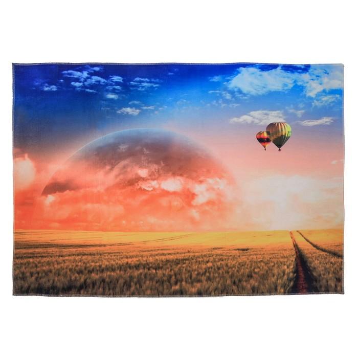 """Ковер для дома """"Воздушный шар"""""""