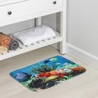 Коврик Доляна «Коралловый риф», 40×60 см - фото 7929910