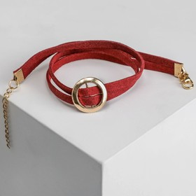 """Bracelet Assorti """"New style"""" circle small, colour red-gold"""