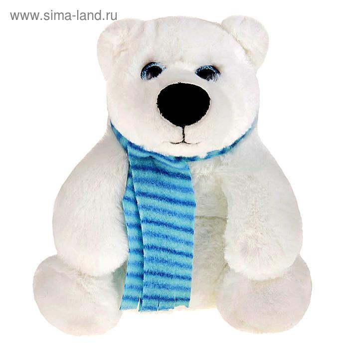 """Мягкая игрушка """"Медведь белый Галант"""", 20 см"""