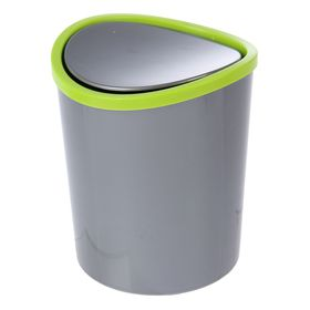 Контейнер для мусора настольный IDEA, 1,6 л, цвет МИКС Ош