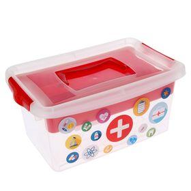 First Aid Kit 4 L