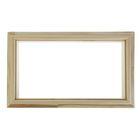 Окно глухое, 30х50 см, двойное стекло