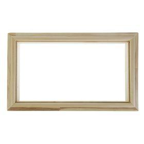 Окно глухое, 30×50см, двойное стекло