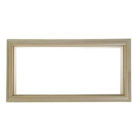 Окно глухое, 30×60см, двойное стекло Ош