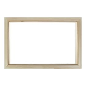Окно глухое, 40×60см, двойное стекло