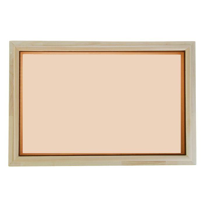 Окно глухое, 40х60 см, двойное стекло, тонированное
