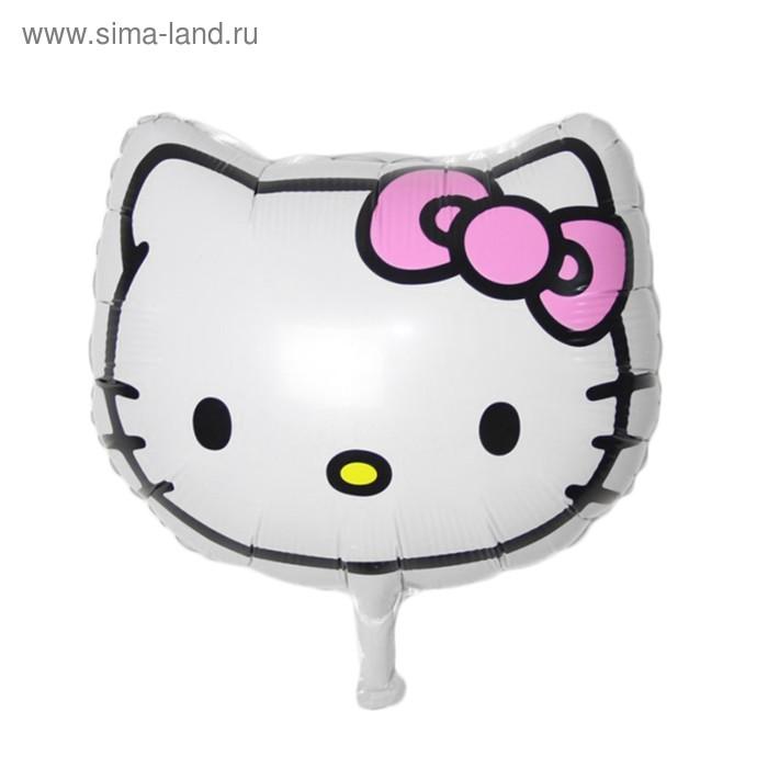 """Шар фольгированный 18"""" Hello Kitty"""