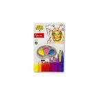 "Грим ""Бабочка"", 3 цвета, 5,4 г + карандаш и аппликатор"