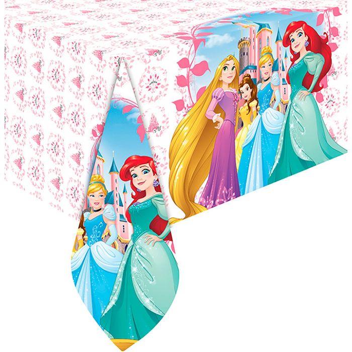 """Скатерть 120-180 см """"Принцессы Дисней"""" / Princess Heartstrong   87880"""