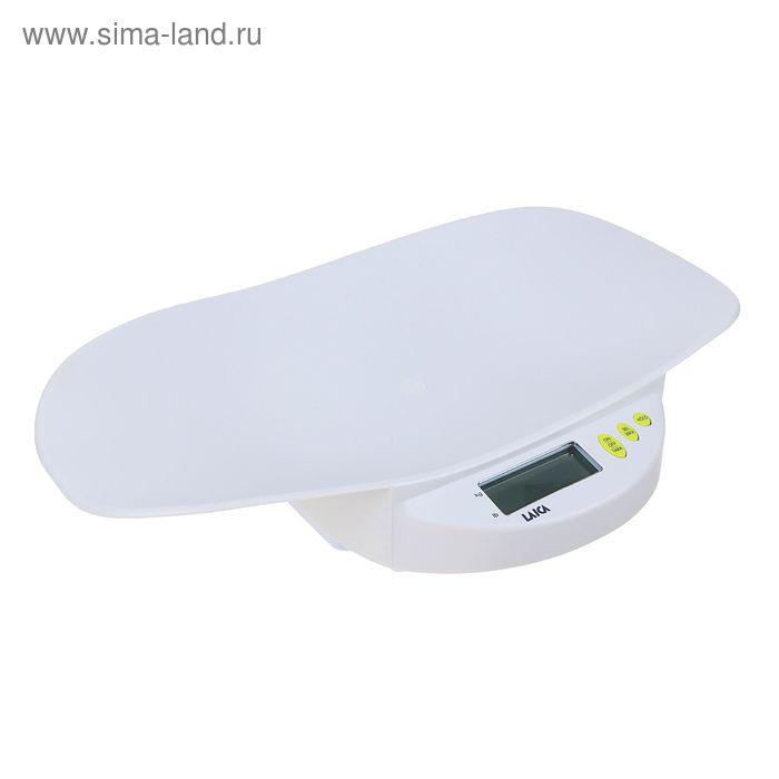 Весы детские  LAICA MD6141, электронные, до 20 кг