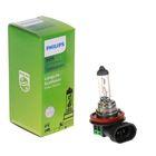 Лампа автомобильная Philips, LongLife EcoVision, H11, 12 В, 55 Вт, PGJ19-2