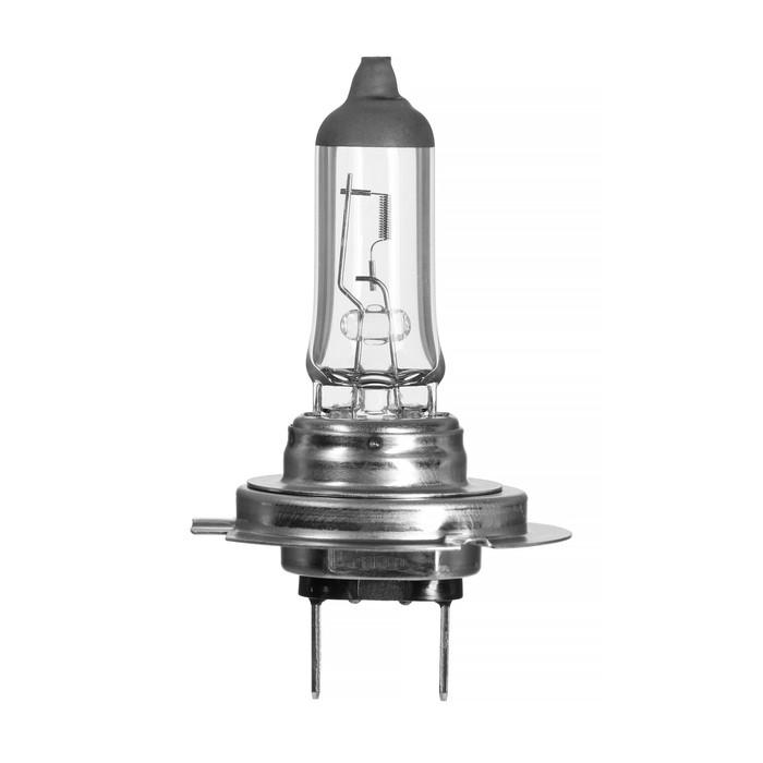 Лампа автомобильная Philips, Vision Plus, H7, 12 В, 55 Вт, PX26d, набор 2 шт
