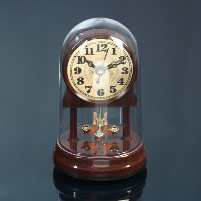 "Часы настольные с маятником ""Эстет"", 13.5х8.5 см, микс"