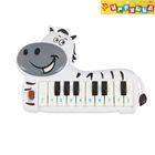 Пианино «Зебра», звуковые эффекты