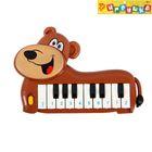 Пианино «Собачка», звуковые эффекты