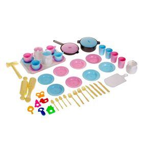 Детский кухонный набор «Столовый», 48 предметов