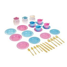 Детский кухонный набор «Чайный», 33 предмета