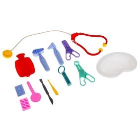 Игровой набор «Доктор», 13 предметов