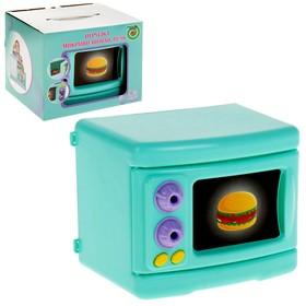 Игрушка «Микроволновая печь»
