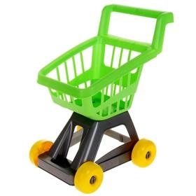 Тележка для супермаркета У497  микс