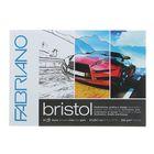 Альбом для черчения А4 210*297 Fabriano Bristol 20 листов 250 г/м2 склейка 19002129