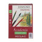 Блокнот для рисунков А5 200 г/м2 Fabriano Аccademia sketching 30 листов, на гребне 44201421