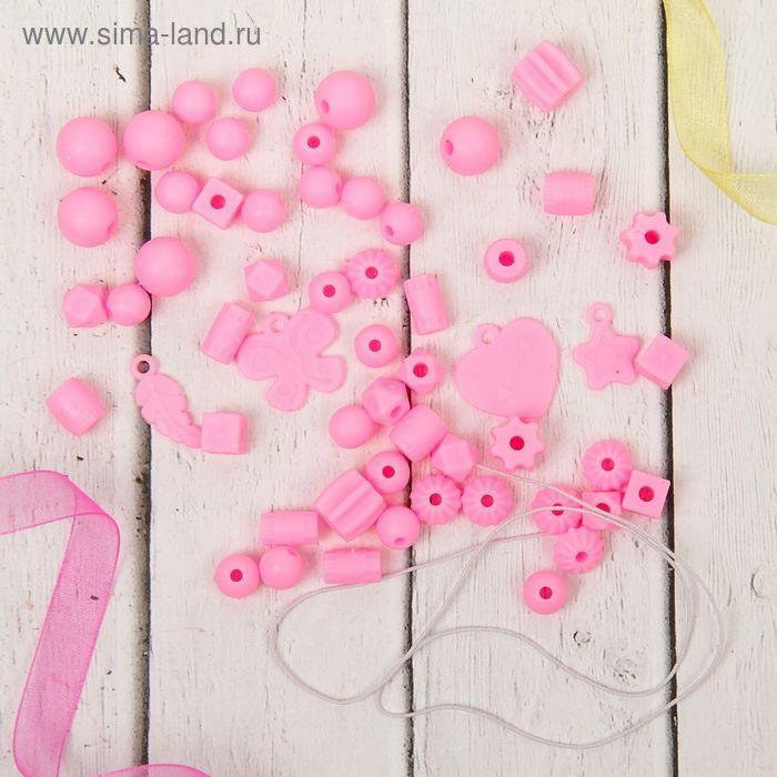 """Игрушка """"Модные штучки"""", розовые"""