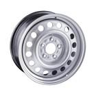 Диск Eurodisc (75J55X) 6,5Jx16H2 5x114,3 ET55 d64 Silver Honda Civic, Accord (03-08)