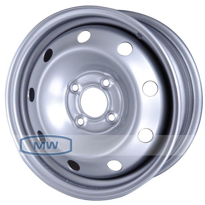 Диск Magnetto (14000 S AM) 5,5Jx14 4x100 ET43 d60,1 Silver Renault LoganxDACIAxSanderoxSanderoStepwa