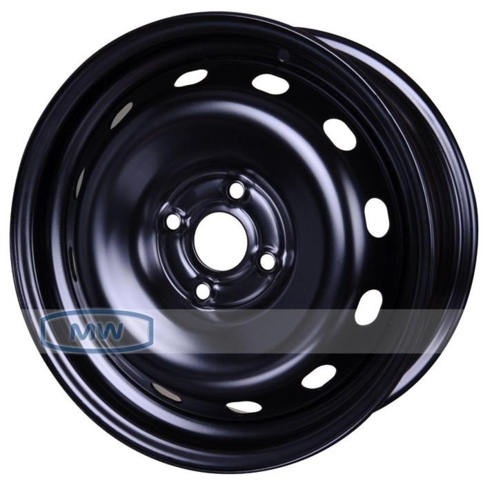 Диск Magnetto (15000 AM) 6,0Jx15 5x108 ET52,5 d63,3 Black Ford Focus II