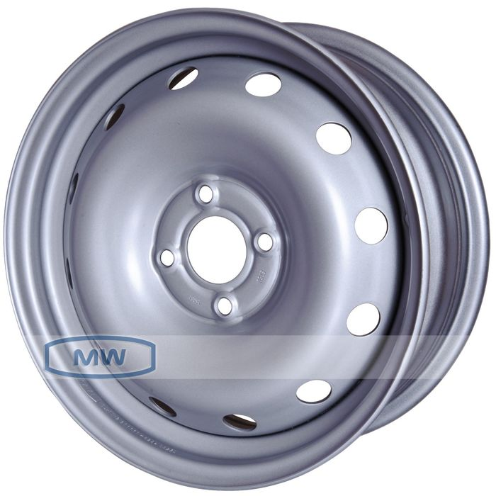 Диск Magnetto (15001 S AM) 6,0Jx15 4x100 ET50 d60,0 Silver Lada Largus_NewxNissan Almera