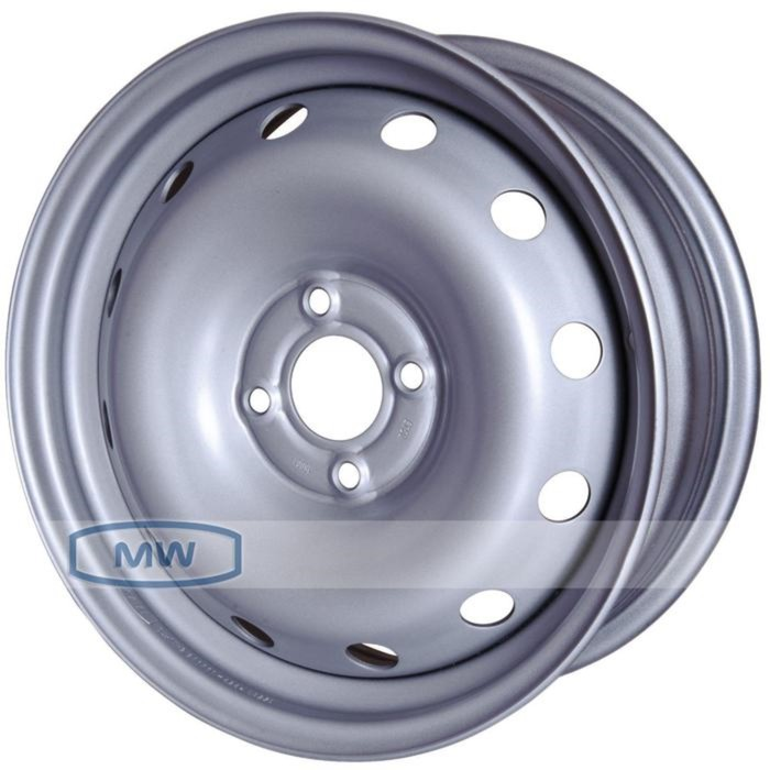 Диск Magnetto (15006 S AM) 6,0Jx15H2 5x139,7 ET40 d98,5 Silver Chevrolet Niva