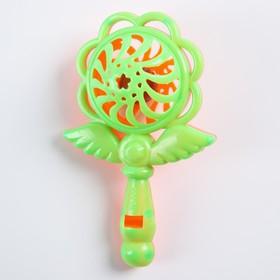 Погремушка «Цветок», цвета МИКС Ош