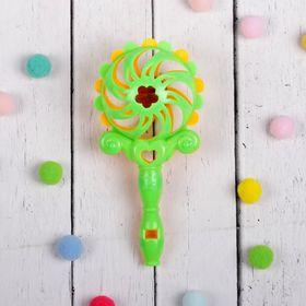 Погремушка «Цветок-1», цвета МИКС Ош