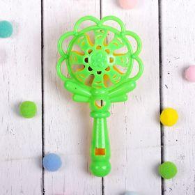 Погремушка «Цветок-2», цвета МИКС Ош