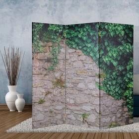 """Ширма """"Каменная стена"""", 160 × 150 см"""